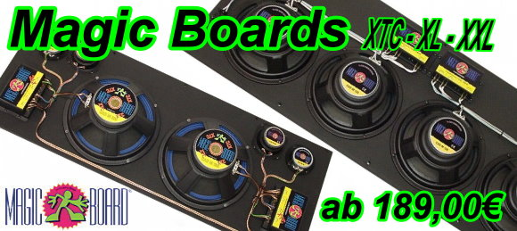 Magic Boards XTC XL XXL 189 Euro